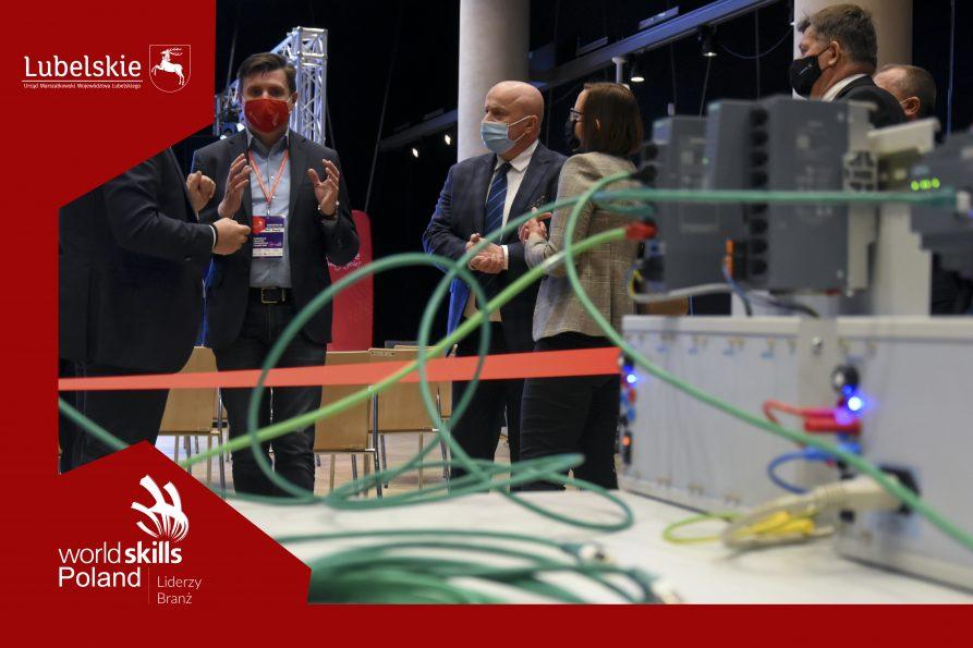 Eliminacje krajowe WorldSkills Poland 2021 Lublin Nowe Technologie