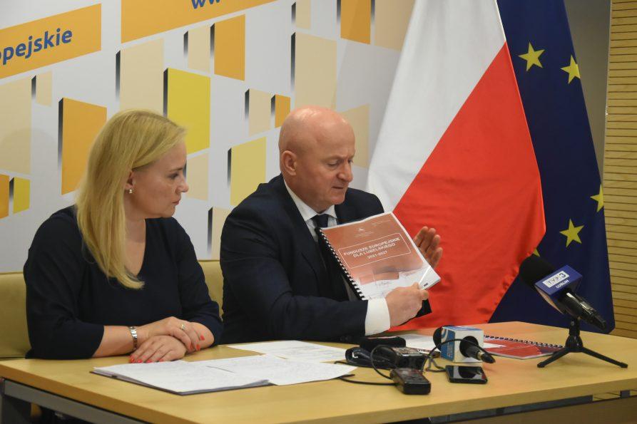 Projekt programu Fundusze Europejskie dla Lubelskiego 2021-2027 zatwierdzony