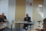 Posiedzenie Stałego Zespołu Roboczego ds. Polityki Społecznej i Ochrony Zdrowia Wojewódzkiej Rady Dialogu Społecznego Województwa Lubelskiego w dniu 18 września 2017 r.