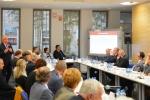 Posiedzenie plenarne Wojewódzkiej Rady Dialogu Społecznego Województwa Lubelskiego