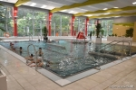 Wnętrze nowo wybudowanego basenu w Tomaszowie Lubelskim