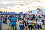 Podkarpacki festiwal zorganizowany był z dużym rozmachem. Miejsca starczyło dla każdego :) (© festiwalkresow.pl)