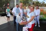 Zwycięzcom gratulował i nagrody wręczał Sebastian Trojak, członek Zarządu Województwa Lubelskiego, który zawsze wiernie kibicuje lokalnym producentom rolno-spożywczym