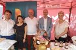 W gronie lubelskich organizatorów. Od lewej: Rafał Serej, Agata Serej, Tomasz Solis, Sebastian Trojak, Anna Drabik