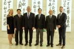 Spotkanie na Uniwersytecie Medycyny Chińskiej