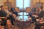 Spotkanie z Ambasadorem RP w Pekinie