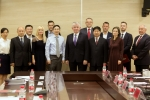 Spotkanie na Uniwersytecie Medycyny Chińskiej w Zhengzhou