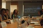 Spotkanie partnerów z projektu CIVEEL 19.04.2018 - spotkanie w UMWL