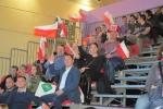 Polska ekipa miała też wsparcie na widowni (fot. facebook.com/StaropolskaLublin)