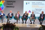 Panel otwarcia Europejskiego Tygodnia Innowacji 2