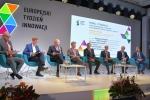 Panel otwarcia Europejskiego Tygodnia Innowacji