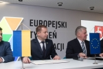 Podpisanie Protokołu ustaleń pomiędzy Województwem Lubelskim (Rzeczpospolita Polska) a Tarnopolską Obwodową Administracją Państwową (Ukraina) i Tarnopolską Radą Obwodową (Ukraina)