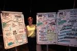 Konferencja była na bieżąco stenografowana w postaci infografik