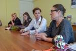 Spotkanie w Muzeum Wsi Lubelskiej w Lublinie z Dyrektor Bogną Bender-Motyką.