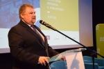 Konferencję otworzył członek zarządu województwa lubelskiego Paweł Nakonieczy