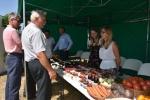 Oferta smakołyków prosto z lubelskich pól i sadów (© LODR w Końskowoli)