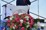 W uroczystym otwarciu DOD w imieniu marszałka wziął udział Sebastian Trojak, członek Zarządu Województwa Lubelskiego (© LODR w Końskowoli)