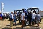 Zainteresowanie sprzętem rolniczym było naprawdę duże (© LODR w Końskowoli)