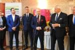 Słowo powitania do uczestników Dożynek Rybackich skierował wicemarszałek Sebastian Trojak