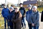 Mieszkańcy obecni na otwarciu