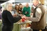 Słodka oferta naszych producentów cieszyła się dużym zainteresowaniem odwiedzających