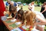 Uczestniczki quizu wiedzy ekologicznej