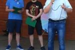 Słowo od marszałka przekazywał uczestnikom pikniku kierownik Dariusz Wojdat z UMWL