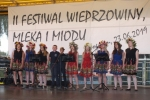 Podczas jednego z koncertów (© Agata Kamińska)