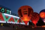 II nagroda. Piotr Żydek, Lublin - Centrum Spotkań Kultur i Plac Teatralny w Lublinie podczas pokazów balonowych