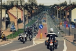 Wyróżnienie. Urszula Krzemińska, Dęblin - inauguracja sezonu motocyklowego