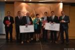 UMW_0349Gala finałowa konkursu Rolnik z Lubelskiego 2020. Zdjęcie grupowe wyróżnionych i nagrodzonych w kategorii produkcja roślinna.