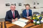 podpisanie Ramowego Programu Współpracy na lata 2017-2021