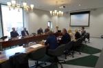 rozmowy o wspólpracy w sziedzibie Prowincji Gelderland