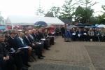 uroczystości na Placu Polskim w Driel