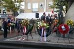 złożenie wieńca pod pomnikiem Surge Polonia w Driel