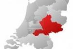 Gelderland mapka