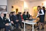 Delegacja z prowincji Henan wraz z przedstawicielami Województwa Lubelskiego podczas spotkania w Lubelskim Regionalnym Ośrodku Turystycznym
