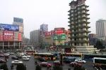 Centrum miasta Zhengzhou