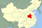 Henan - mapa