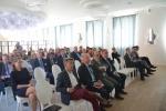 Przedsiębiorcy na spotkaniu inauguracyjnym cyklu regionalnych wydarzeń biznesowych pod nazwą BIZNES LUBELSKIE
