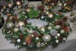 Ozdoby świąteczne wyróżniały się artystyczną estetyką i twórczą oryginalnością