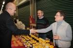 """""""Jednym z naszych zadań jest wspieranie lubelskich producentów żywności w promocji ich wyrobów w celu podniesienia poziomu konkurencyjności na rynku produktów spożywczych"""" – podkreślał Sebastian Trojak, członek Zarządu Województwa Lubelskiego"""