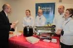 Atrakcją wydarzenia była degustacja świątecznych potraw przygotowana przez mistrzów kuchni ze Stowarzyszenia Lubelskich Kucharzy