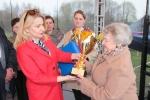 Krystyna Wnuczek (z prawej) przygotowała najsmaczniejszą babkę (fot. Tomasz Makowski/UMWL)