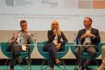 Wystąpienie Z-cy Dyrektora Dep. Gospodarki i Współpracy Zagranicznej Małgorzaty Błaszczyk-Osik podczas panelu zamykającego KIEW 2018