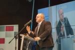 Paweł Kowal podczas wykładu inaugurującego II dzień KIEW