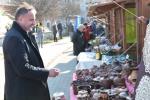 Wicemarszałek Grzegorz Kapusta odwiedza stoiska