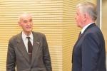 Spotkanie marszałka Sławomira Sosnowskiego z przedstawicielami organizacji kombatanckich