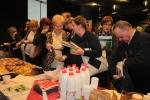 Po konferencji – degustacja regionalnych smakowitości