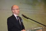 W imieniu marszałka województwa gości witał Sebastian Trojak, członek Zarządu Województwa Lubelskiego